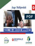 Generale Energie Multiproduit Package 1