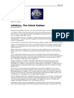 03-12-08 Inflation, The Silent Robber by Mike Folkerth
