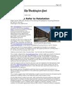 03-12-08 WP-HUD E-Mails Refer to Retaliation by Carol D Leon