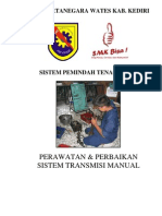 Praktek Transmisi Manual