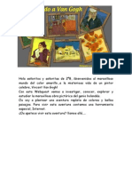 Webquest Van Gogh