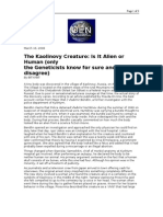 03-16-08 OEN-The Kaolinovy Creature_Is It Alien or Human (On