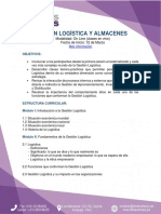 Gestión Logística y Almacenes