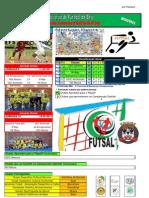 Resultados da 9ª Jornada do Campeonato Distrital da AF Beja em Futsal