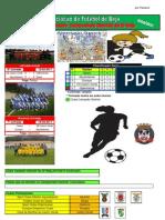Resultados da 6ª Jornada do Campeonato Distrital da AF Beja em Futebol Feminino
