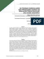 [ARTIGO]as Teorias Curriculares Nas Pro - Marcilio Souza Junior
