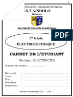 1èr Licence Electrotechnique Corrigée 222 Ok