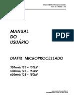 MANUAL usuário DE RX CDK  Diafix REL