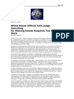 03-22-08 OEN-White House Official Tells Judge Searching for