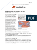03-24-08 AP-Pa Dems Set Enrollment Record by PETER JACKSON
