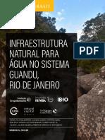 Infraestrutura natural para água no sistema Guandu, Rio de Janeiro