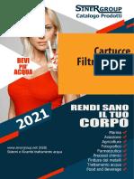 Cartucce Filtri Drop In catalogo