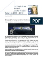 Correct Predictions in 2010 and a Volcanic Future in 2011 + 2012