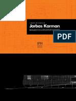 Desenho de Hospitais de Jarbas Karman