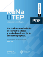 Informe Completo Renatep Mayo