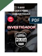 1600 Questões PCPR