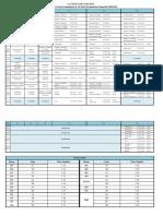 1st Examination_timetable…ç´šè€ƒè©¦æ™'間表