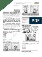 D15 (3ª Série - Ens. Médio - L.P - BLOG do Prof. Warles)