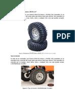 Tipo de neumático