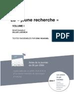 Cahier7 vol1