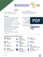 LES DONNEES ECONOMIQUES DU CAMEROUN - SOURCE BANQUE DE FRANCE