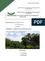 RAPPORT forêts sacrées (2è)-LAMBONI Payéne