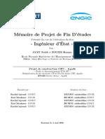 Rapport Pfe Engie