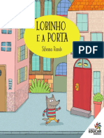 Lobinho e a Porta
