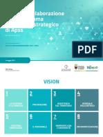 Apss, il programma strategico per il periodo 2021-2025