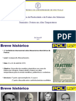 Seminário - 60 anos da Teoria da Fratura - Fratura em Altas Temperaturas (1)