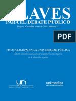 Claves_09 Artículo Rectores Universidades Públicas