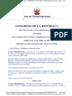 anulacion de ley de proteccion a los niños peruanos del plomo en pinturas