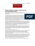 02-28-08 MoJo-Primer_Obama vs Clinton on the Top 10 Economic