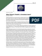 02-28-08 OEN-Was Diana's Death a Smokescreen~ by Wayne Madse