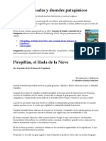 Cuentos de hadas y duendes patagónicos