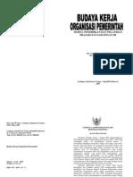 BUDAYA KERJA ORGANISASI PEMERINTAH3