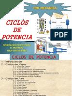 CICLOS DE POTENCIA 1era parte