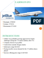 PPT   Jet Blue Airways PowerPoint Presentation   ID         SlidePlayer