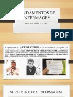01-Historia Da Enfermagem Surgimento Da Enfermagem Moderna