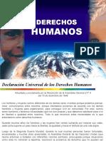 DERECHOS HUMANOS Conceptualiazación