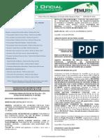 Diario Oficial Dos Municipios 04052021