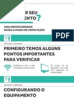 Configuração IHM-POCKET - Wi-Fi