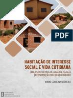 Habitação de interesse social e vida cotidiana _Siqueira