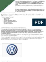 Volkswagen edited