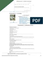 [PDF] Programmation C++ _ Les Fichiers _ Cours informatique