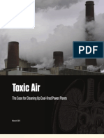 Toxic Air Report March 2011