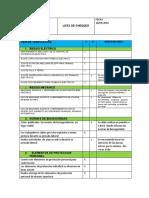 LISTA DE CHEQUEO DE RIESGOS mecanicos (1)