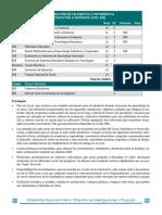 Plan de estudios y estrategias de la especializacion en Telemática e informática en educación a distancia, Universidad Nacional Abierta, Venezuela