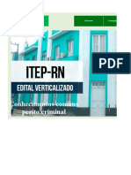 Edital-verticalizado - ITEP RN - Conhecimentos comuns aos cargos de Perito Criminal (1)