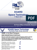 11. Thompson-EOARD Space
